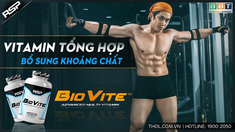 BioVite – Viên bổ sung vitamin khoáng chất đầy đủ cho cơ thể