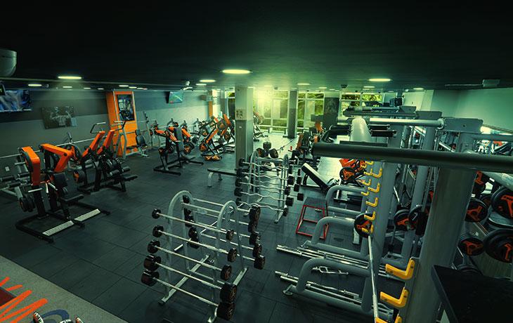 THOL Gym center quận bình tân