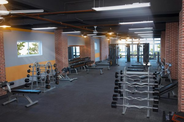 Gym Center quận 12