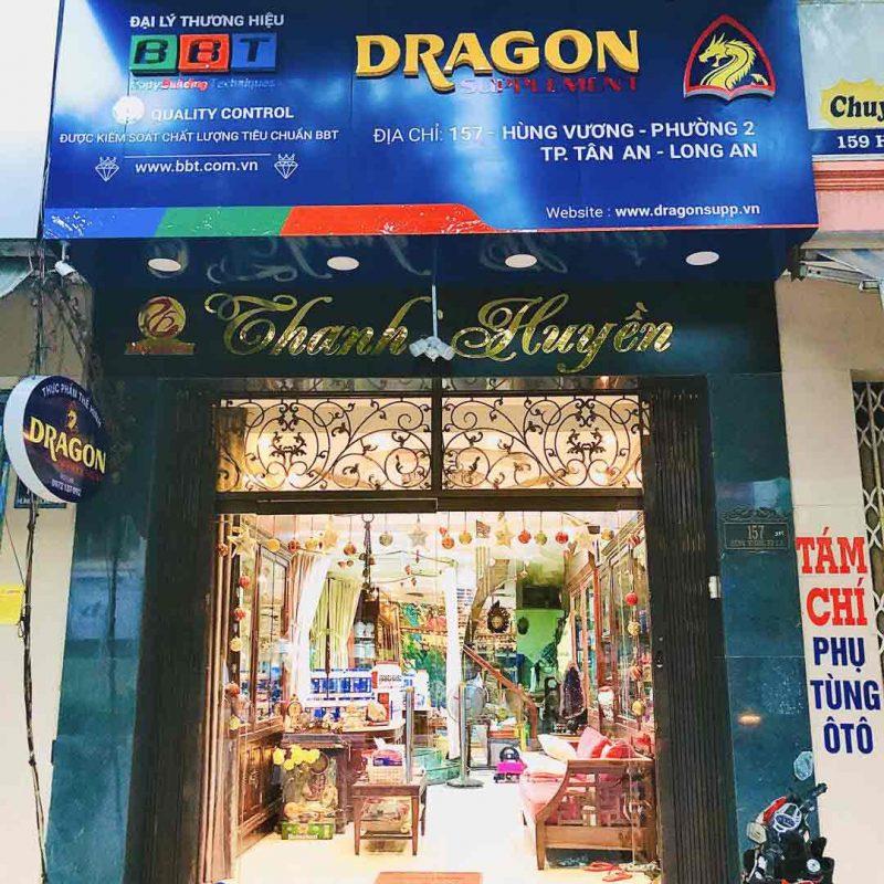 Dragon Supplement