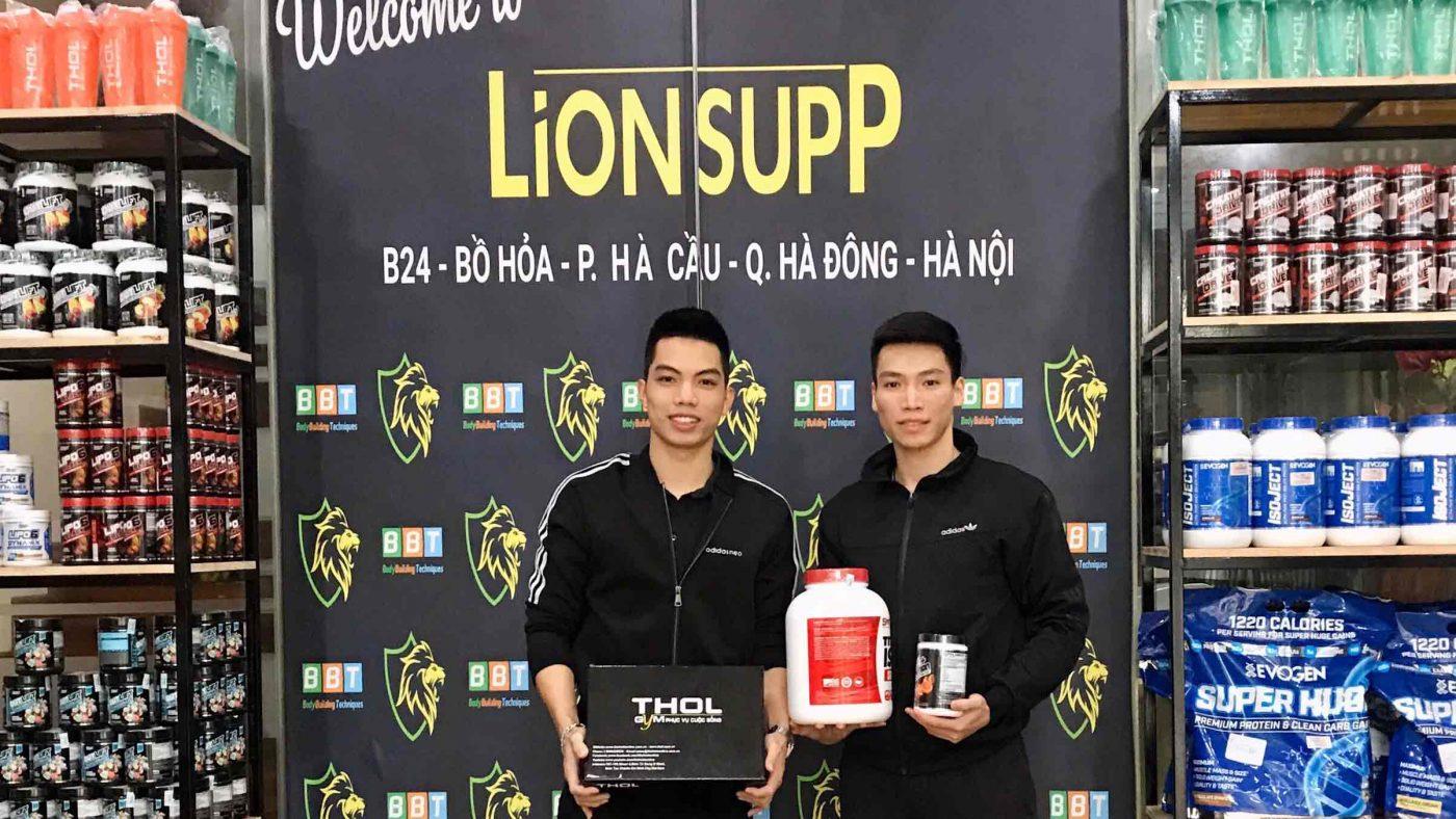 Đoàn Thành Đạt - Lion Supp Hà Nội