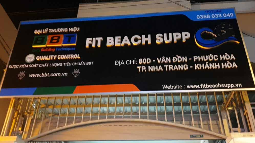 Fit Beach Supp
