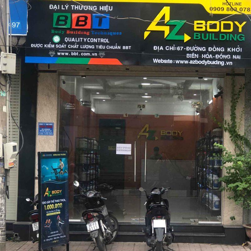 AZ Body Building