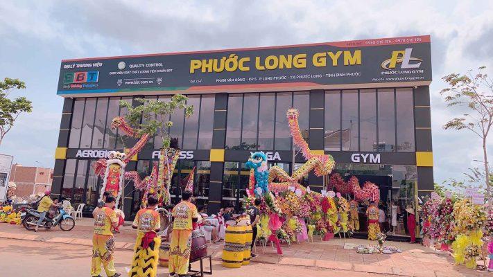 Phước Long Gym