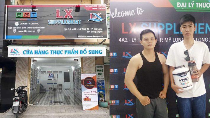 LX Supp – Đại lý BBT Long Xuyên