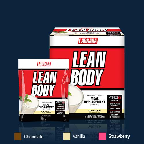 lean body GÓI