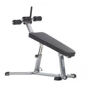 EVOLUTION ADJUSTABLE ABDOMINAL BENCH