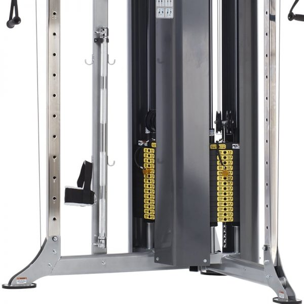 DUAL ADJUSTABLE PULLEY SYSTEM