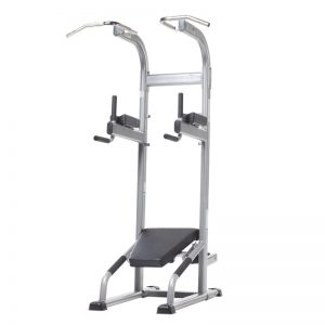 EVOLUTION VKR CHIN DIP AB CRUNCH PUSH-UP TRAINING TOWER