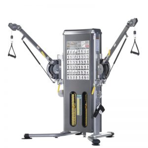 EVOLUTION DUAL STACK MULTI-FUNCTIONAL TRAINER (MFT-2700)
