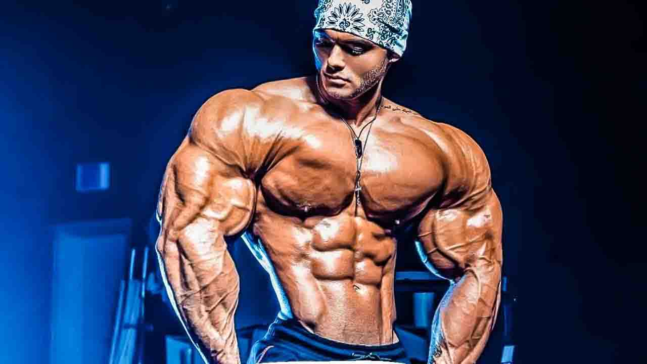 Jeremy Buendia tượng đài Men's Physique Olympia