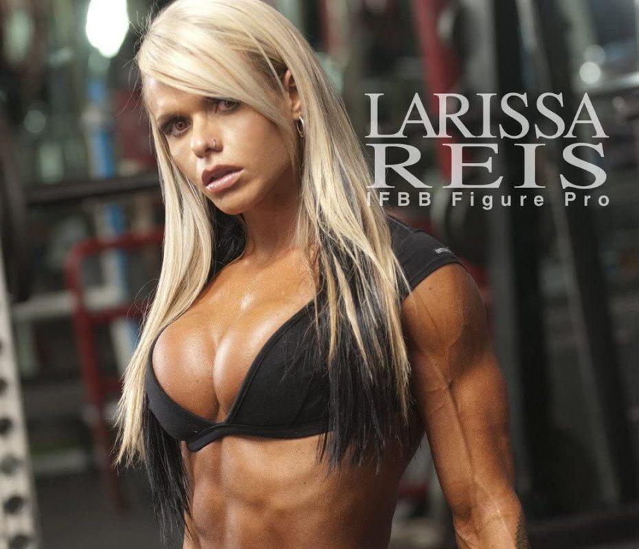 Larissa Reis người mẫu Nutrex truyền cảm hứng yêu Gym