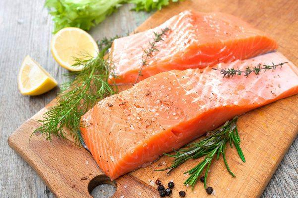 Protein cá hồi
