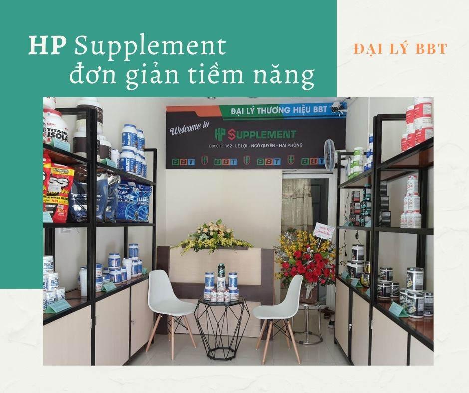 HP Supplement tiềm năng bên trong vẻ ngoài đơn giản