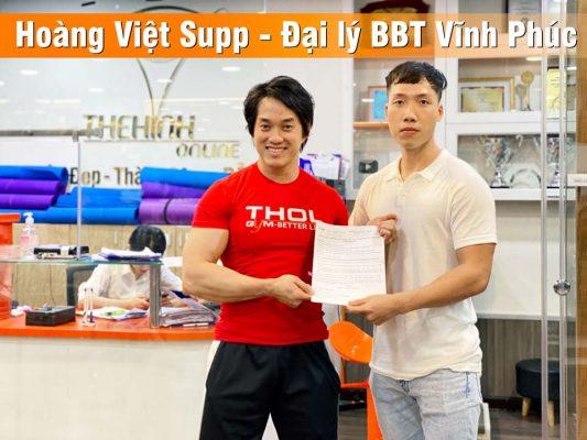 Hoàng Việt Supp