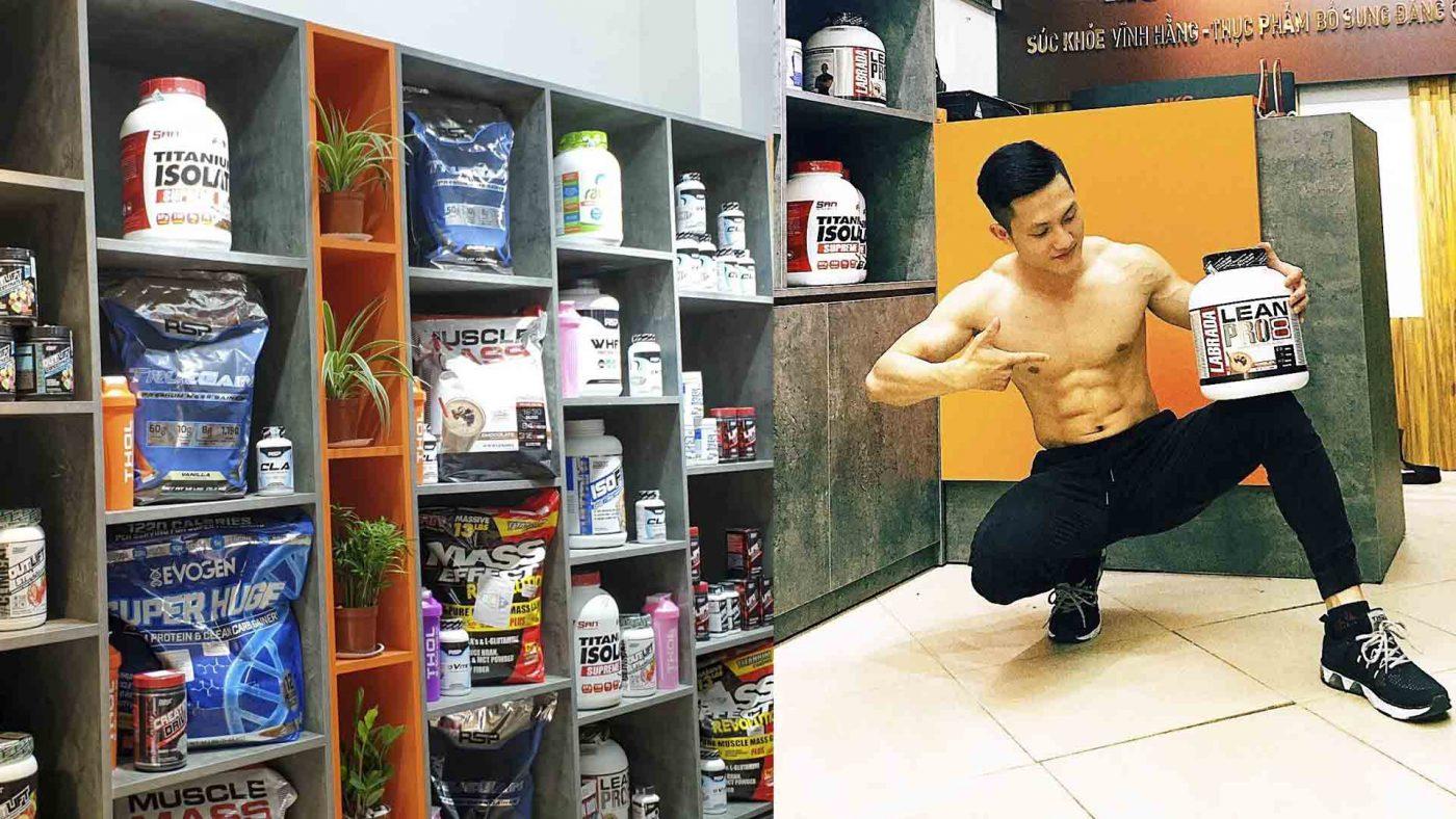 Muscle Supp – Đại lý BBT Ba Đình Hà Nội