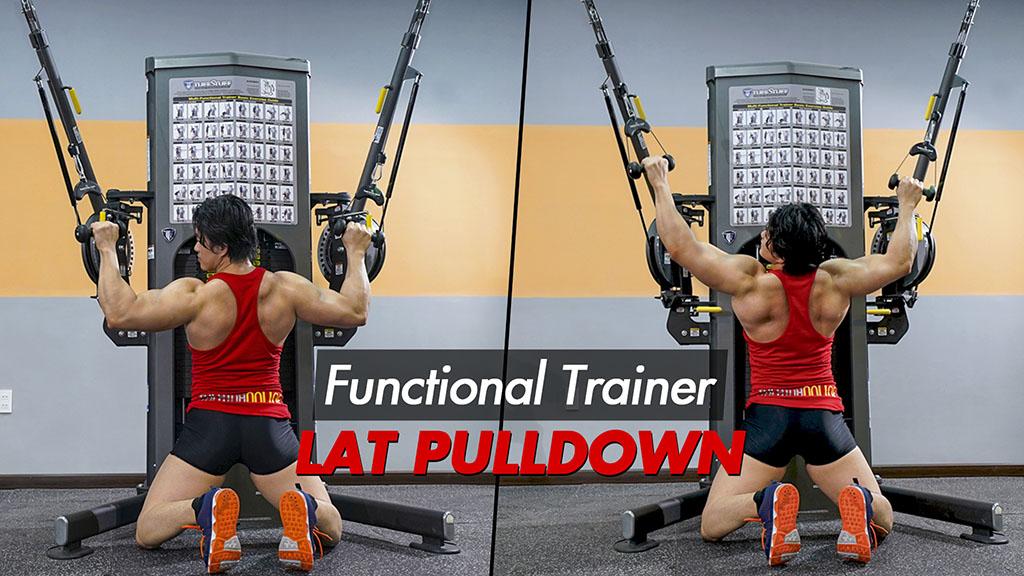 Dual Stack Functional Trainer – Máy tập đa năng